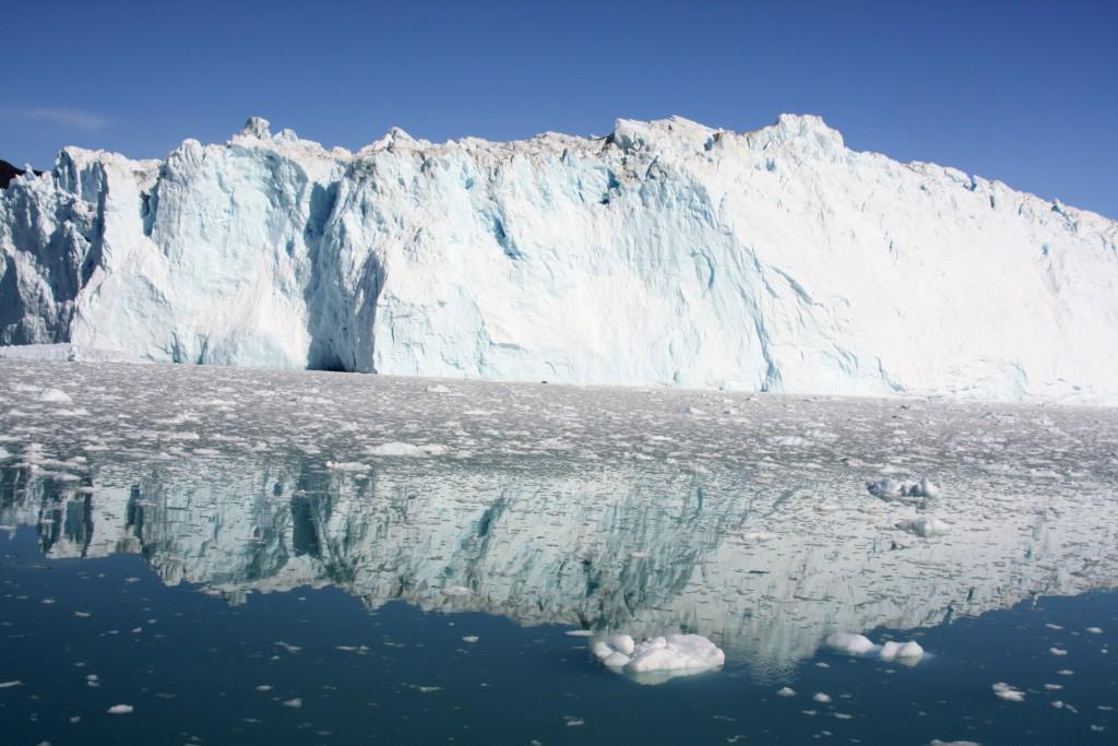 Can we halt Arctic ice melt? (Pic: I.Quaile, Greenland)