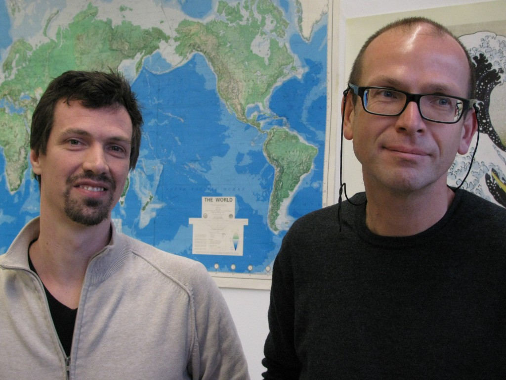 Roelof Riebroek and Jürgen Kusche, University of Bonn