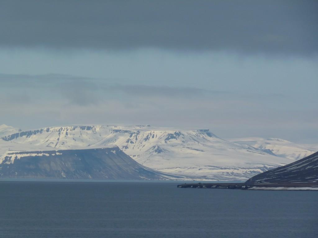 The remote Arctic Norwegian island of Svalbard