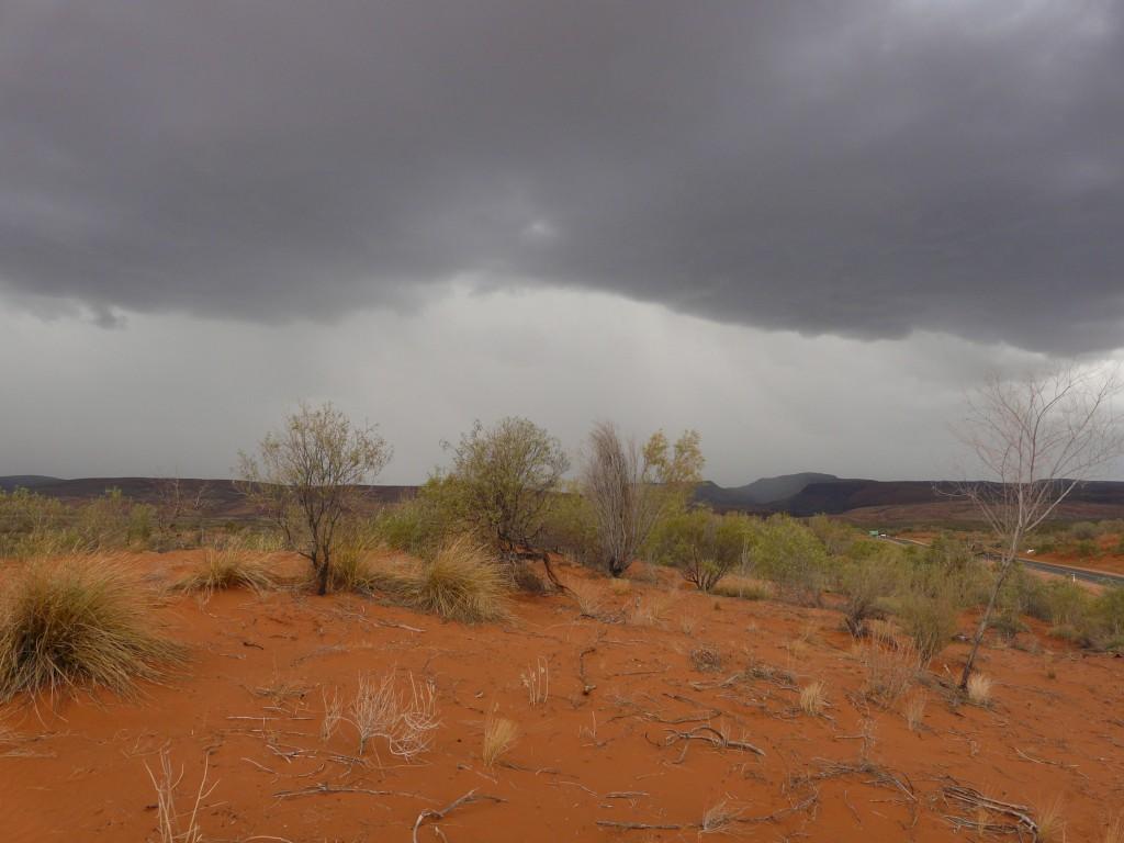 Storm on the horizon Australia