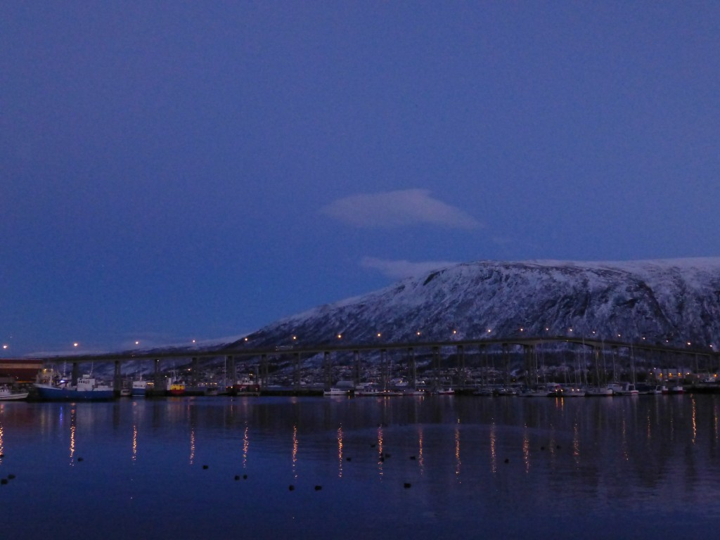 Tromso, the home of Arctic Frontiers