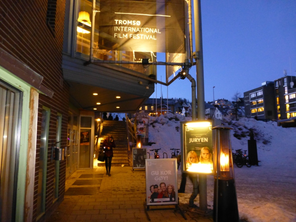 "Films and culture in plenty in Norway's ""Arctic capital"""