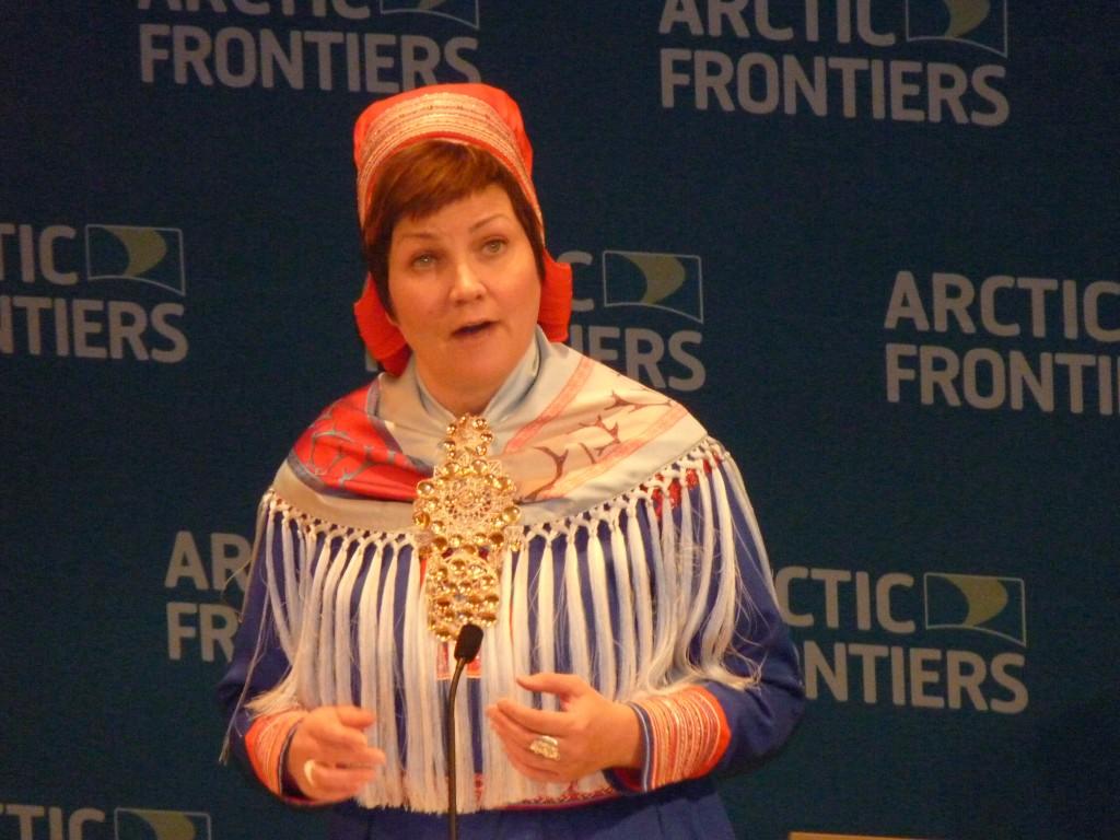 Sami Parliament President