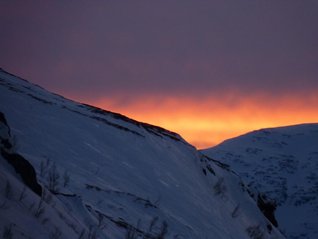 Arctic Twilight (Pic: I.Quaile, Tromsö 2014)