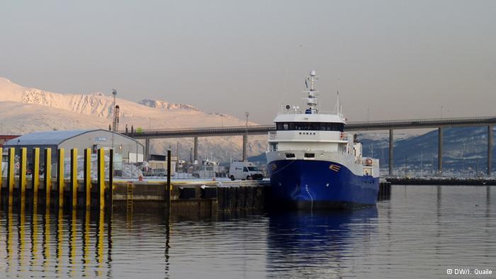 Tromso harbour 2014 (I.Quaile)