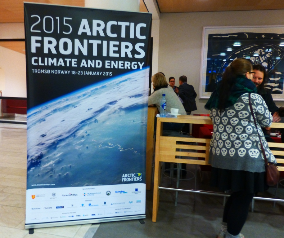 Tromso campus, the Arctic University of Norway, hosts Arctic Frontiers
