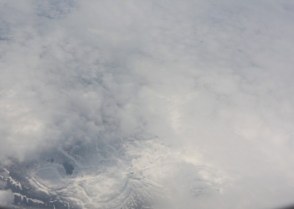 Clouds over ice can be confusing (Pic I.Quaile, Greenland)