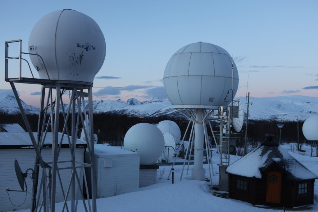 Satellite data is revolutionizing our knowledge of ice. (Pic. I.Quaile, Tromso)