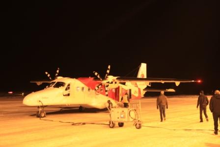 plane 105