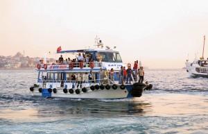 Bosporus-Dampfer
