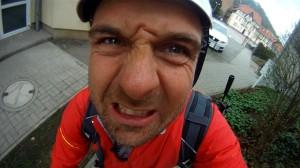 Michael Wigge mit angestrengtem Gesicht
