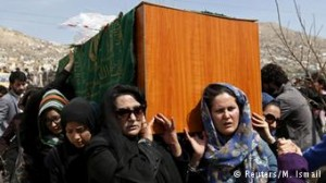 In March, a mob in Kabul beat a woman to death for allegedly burning the Koran.