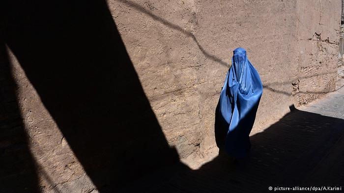 Afghanfrau
