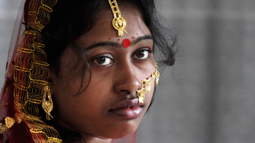 Marriage poor in india girl for Indian Brides