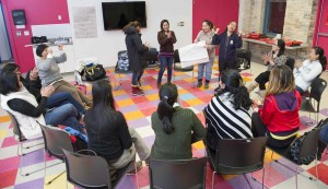 With several associations and non-profits actively working to enable immigrants to cope with the overwhelming changes they encounter in their newly adopted homeland, their assimilation into Canadian society has become easier. (Courtesy: David Lipnowski / Winnipeg Free Press)