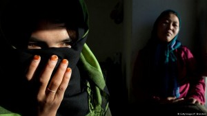 This Afghan girl is sheltering in a safe house after fleeing a forced marriage