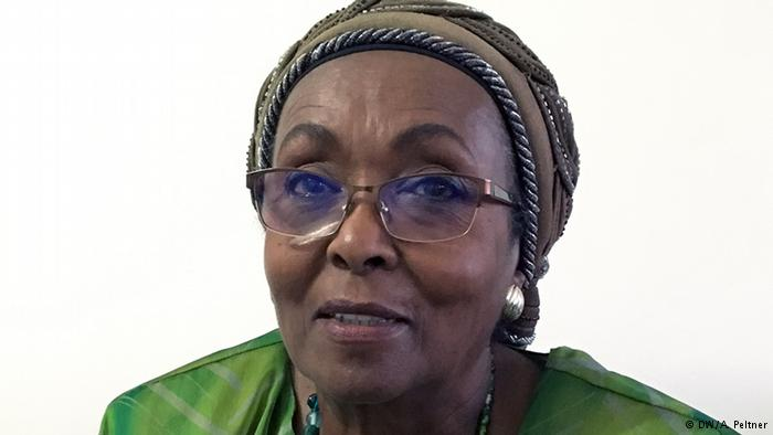 Edna Adan has been campaigning against FGM for 40 years.