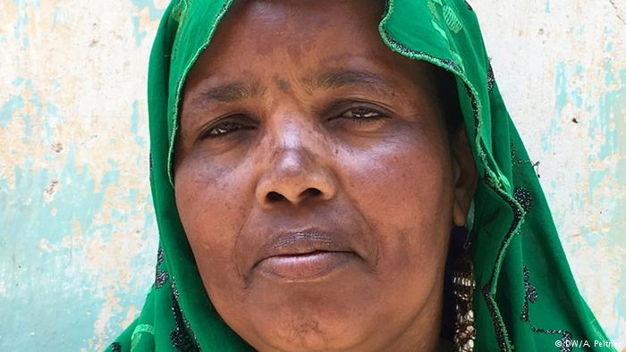 Halima Hassan is determined that others should be spared the pain that she endures to this day