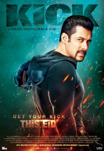"Salman Khan in ""Kick"""