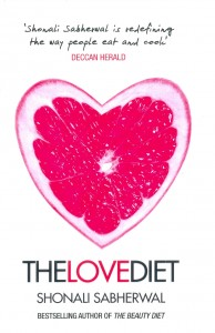 The Love Diet by Shonali Sabherwal