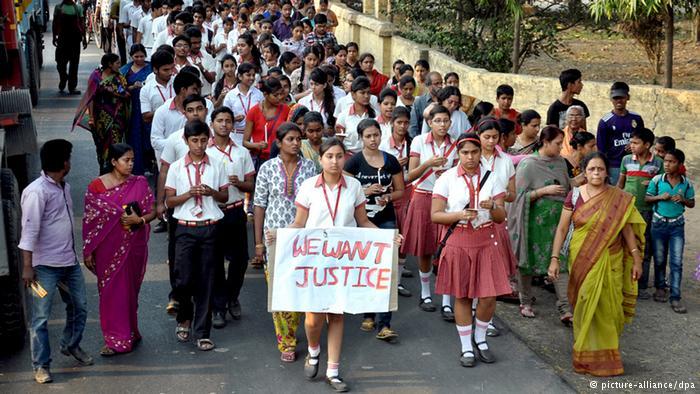 India nun rape