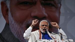 India's Prime Minister Narendra Modi © REUTERS/Danish Ismail