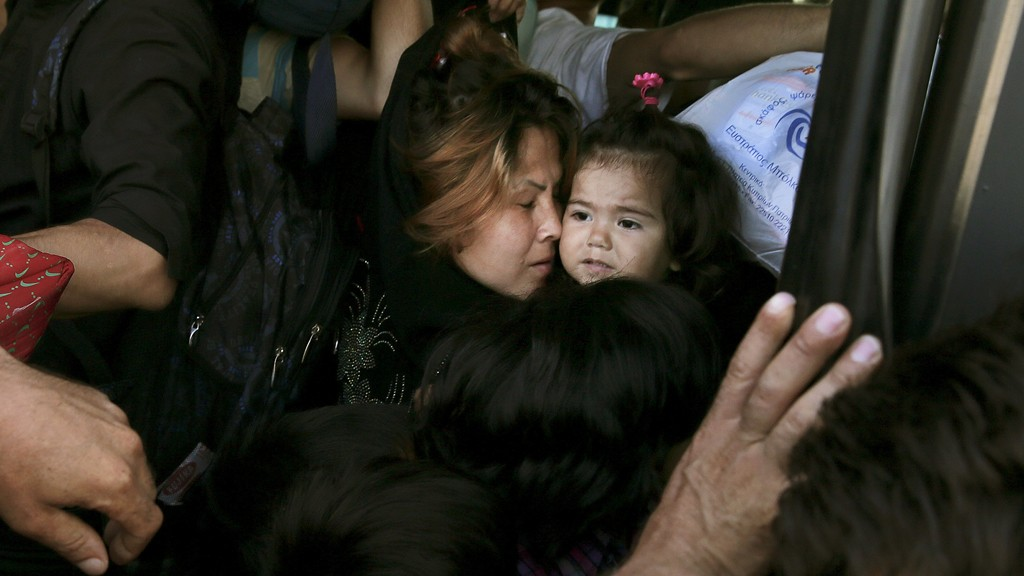 @ Reuters/Alkis Konstantinidis
