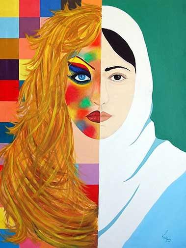 Face Paint Dw