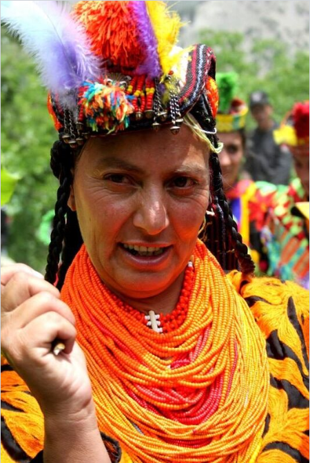Visiting Kalash and their unique culture - Gallery - Women