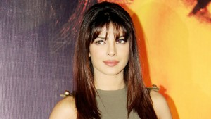 Indian Bollywood Actress Priyanka Chopra © picture alliance/ZUMA Press