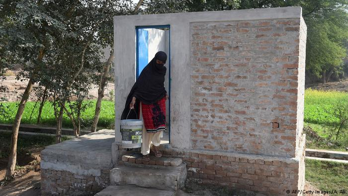 Womens Fight For Toilets In Rural Pakistan - Rights -1634